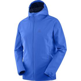 Salomon Essential Jas Heren, nautical blue